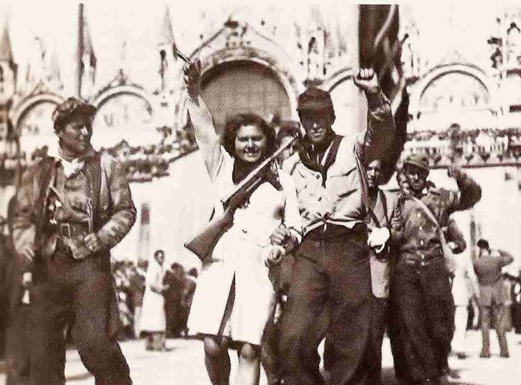 "La ""guerra parallela"" italiana e la Resistenza"
