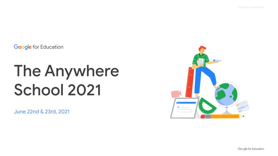 Le novità di Google Workspace for Education – giugno 2021